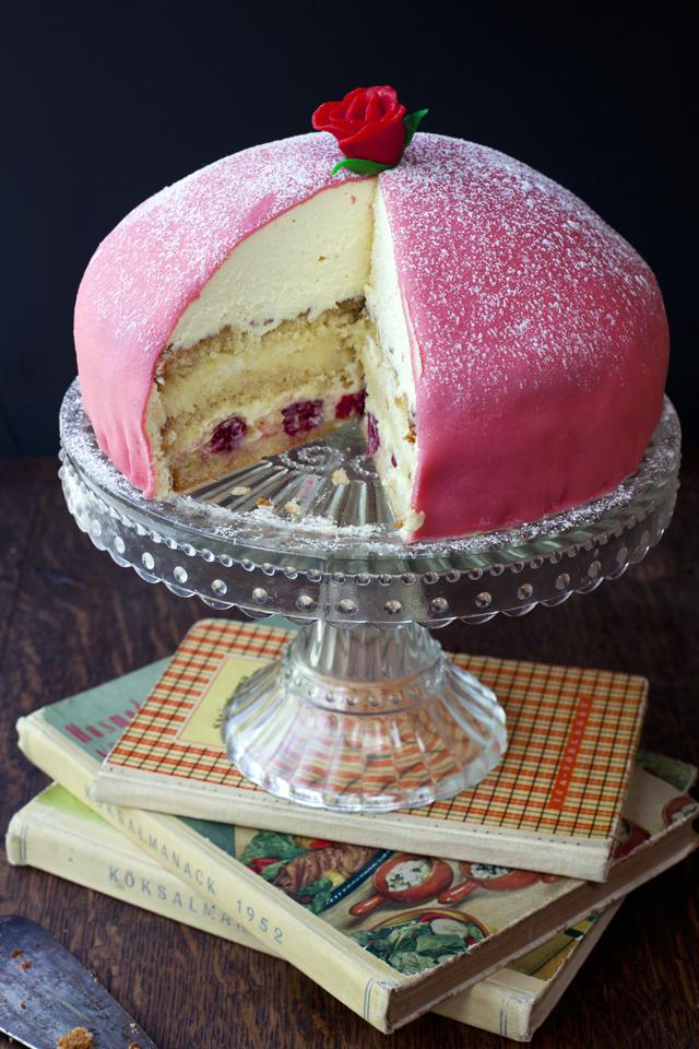 no bake prinsesstårta