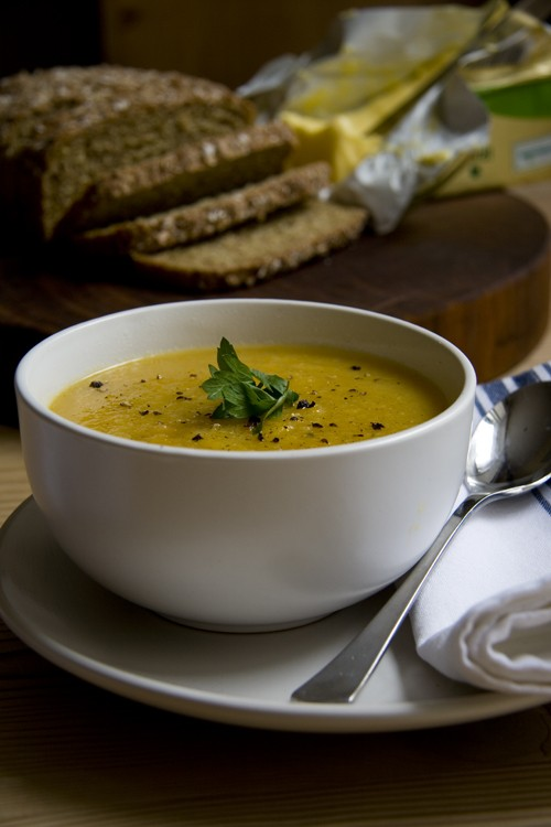Wholesome Vegetable Soup | DonalSkehan.com, Brilliant winter warmer.