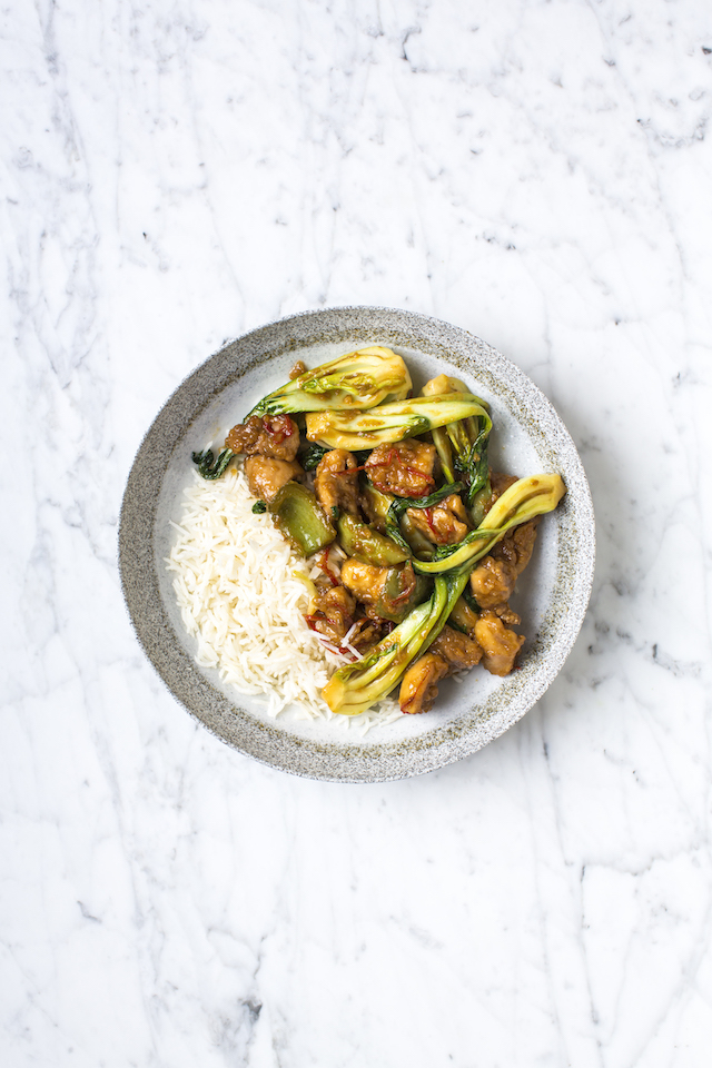 Ching's 3-Cup Chicken | DonalSkehan.com