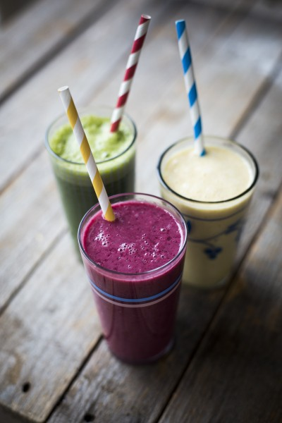 My Top Three Smoothie Recipes