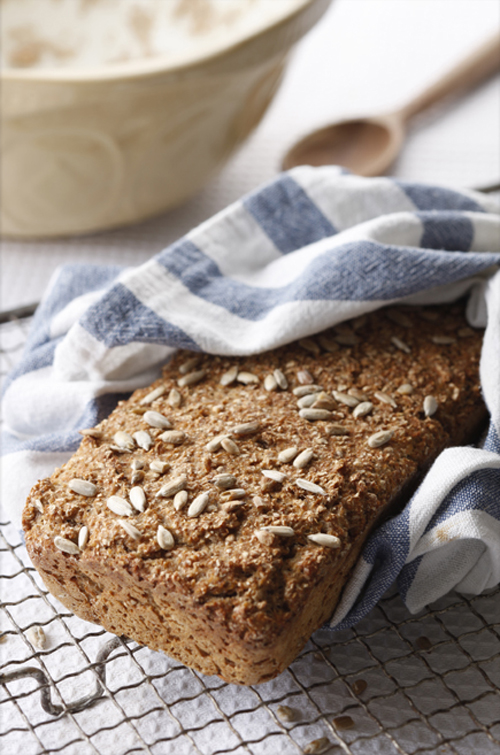 Irish Brown Yeast Bread | DonalSkehan.com, A classic in every Irish household.