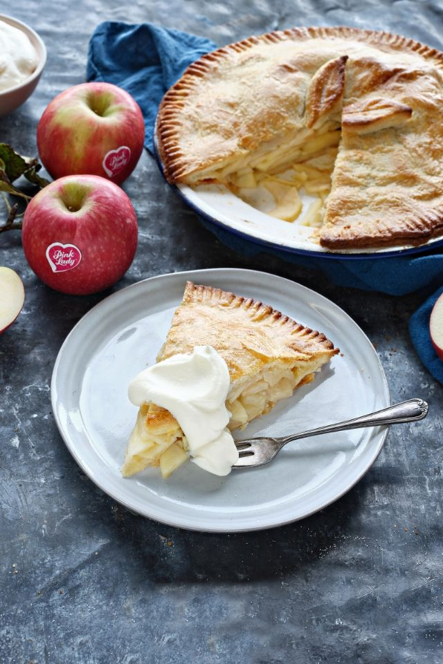 Old School Irish Apple Tart | DonalSkehan.com