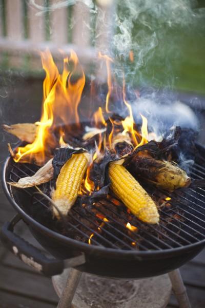 Easy BBQ Corn On The Cob!