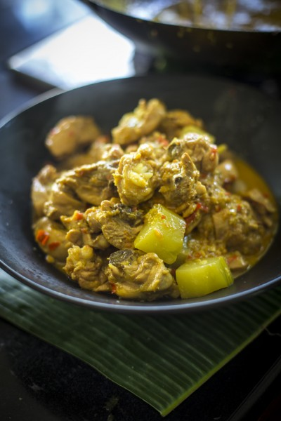 Indonesian Chicken Curry | DonalSkehan.com, My favorite meal from our trip to Bali.