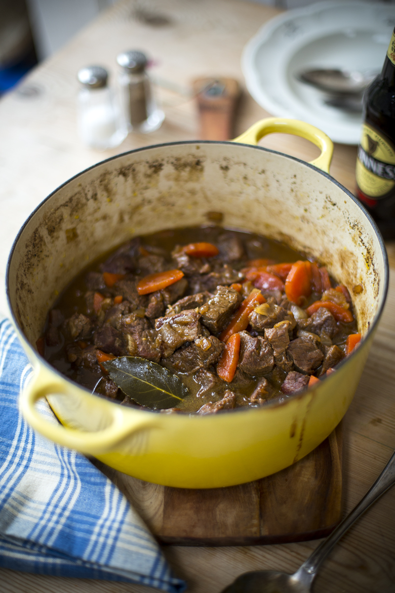 Beef and Guinness Stew | DonalSkehan.com | HomeCooked Kitchen Blog