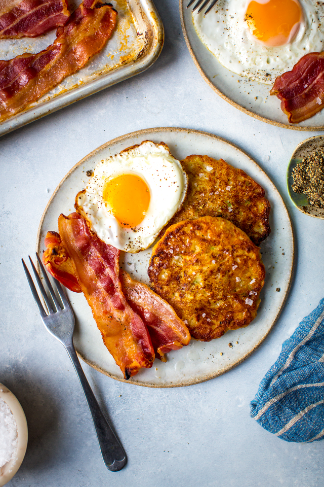 Boxty Irish Potato Pancakes | DonalSkehan.com