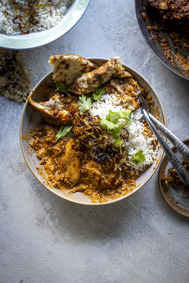 Indulgent Butter Chicken | DonalSkehan.com