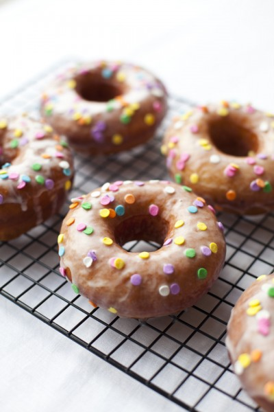 Buttermilk Glazed Doughnuts