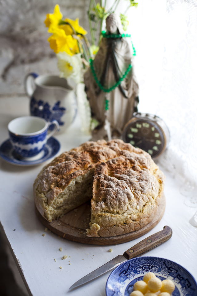 Irish Soda Bread Donal Skehan Eat Live Go