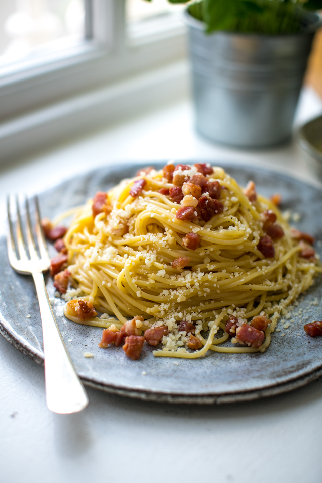 Spaghetti Carbonara | DonalSkehan.com, An absolute classic, Carbonara is hard to beat!