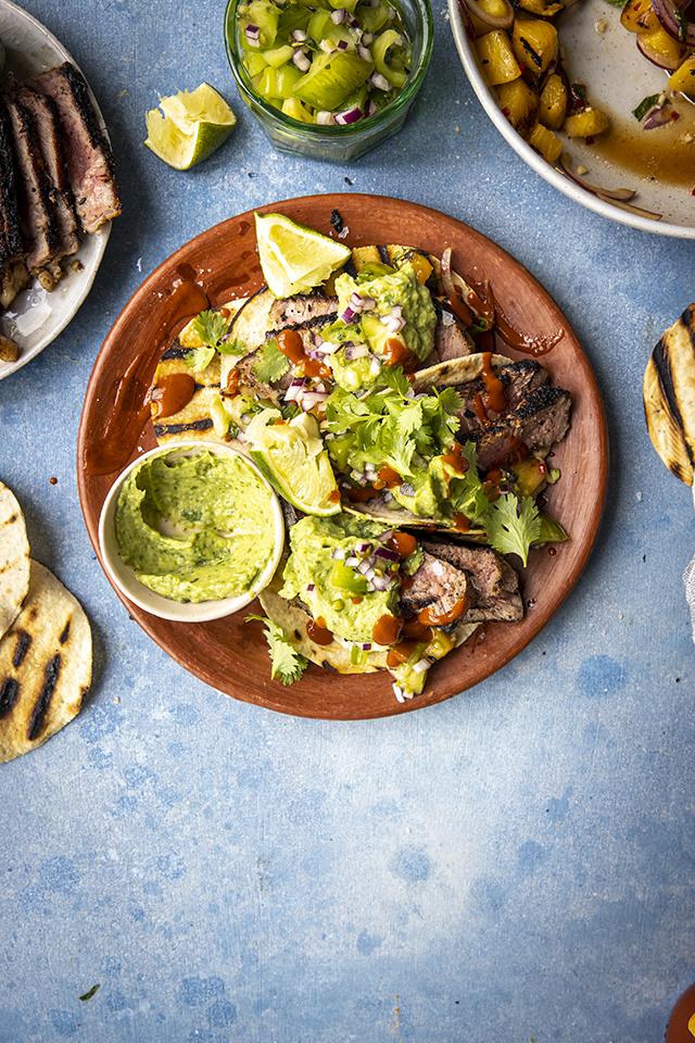 Carne Asada Tacos | DonalSkehan.com