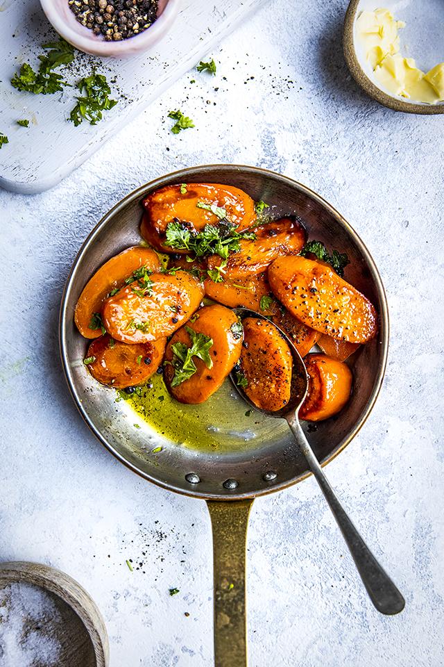 Carrots Vichy | DonalSkehan.com