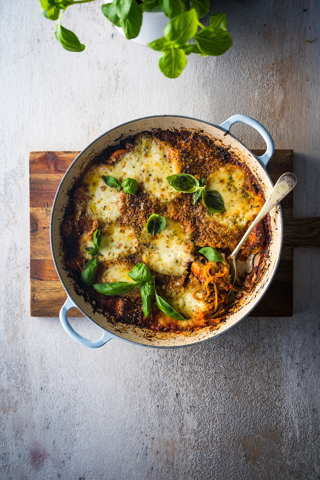 One-pan Chicken Parmesan | DonalSkehan.com