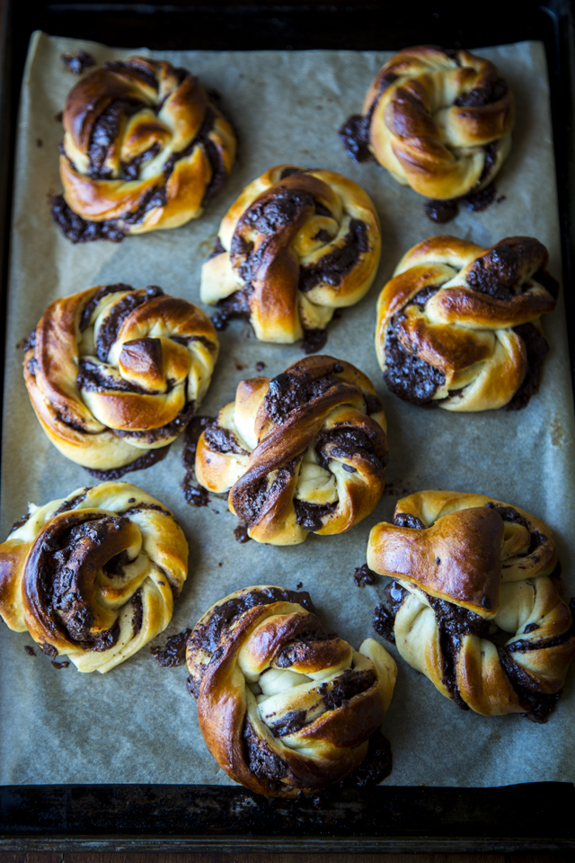 Chocolate Swirl Buns | DonalSkehan.com, These rich, fragrant pastries will go down a treat with your morning cup of coffee.