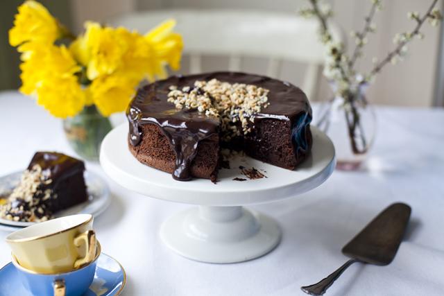Chocolate Hazelnut Mud Pie_3