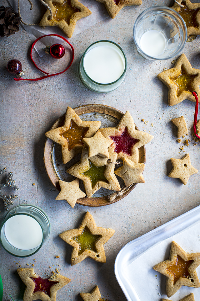 Spiced Christmas Decoration Cookies | DonalSkehan.com