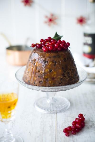 Theodora FitzGibbon's Traditional Christmas Pudding