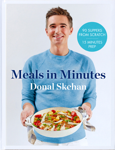 Meals in Minutes | DonalSkehan.com, Donal's Meals in Minutes is all about real, honest, fast food made with simple ingredients and clever cooking methods that are the building blocks for delicious home-cooked suppers.