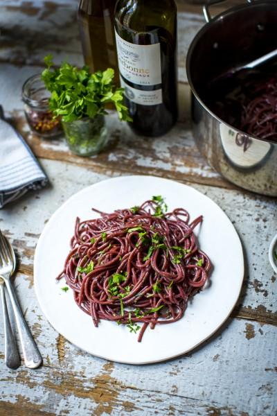 Drunken Spaghetti | DonalSkehan.com, Impressive midweek meal.