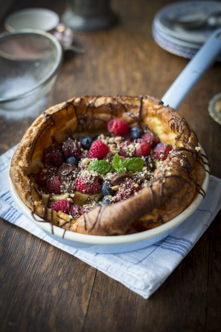 Dutch Baby Pancakes | DonalSkehan.com, When pancakes meet Yorkshire puddings...