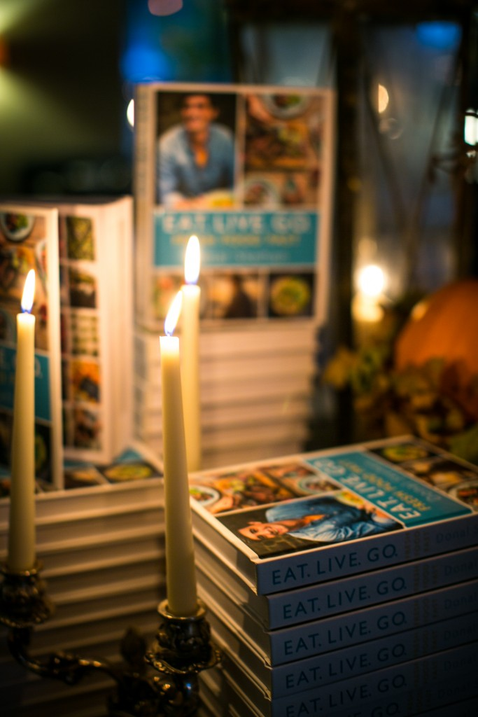 Eat Live Go Dinner | DonalSkehan.com, A brilliant night in Eastern Seaboard to celebrate the launch of Eat.Live.Go.