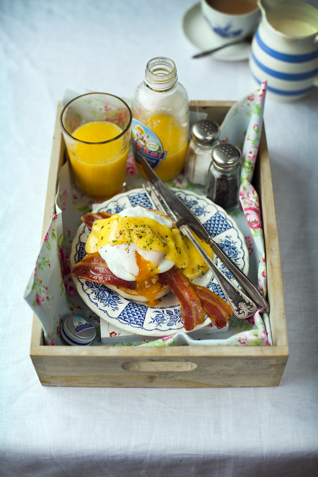 Eggs Benedict | DonalSkehan.com, Easier than you'd think to make...The ...