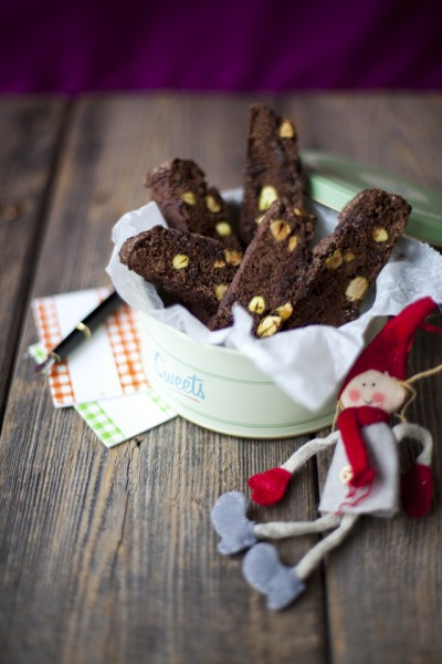Donal Skehan Homemade Chocolate Biscotti