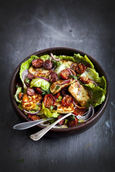 Flavour Bomb Salad | DonalSkehan.com, This speedy salad recipe is full of flavoursome ingredients to keep you interested.
