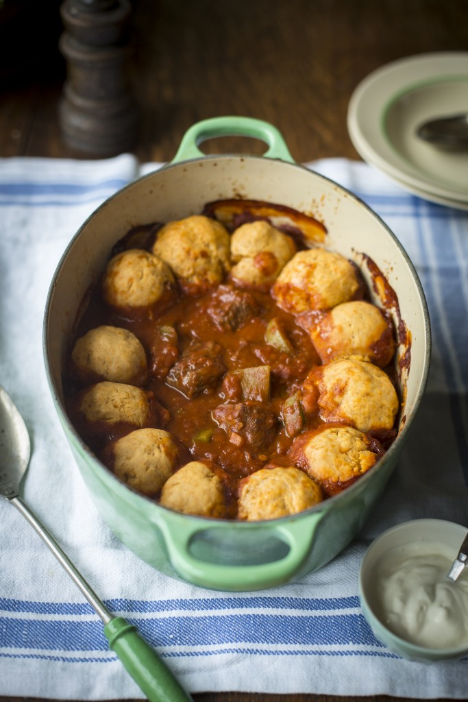 Beef Goulash | DonalSkehan.com, A hearty one-pot meal recipe for the whole family to enjoy.