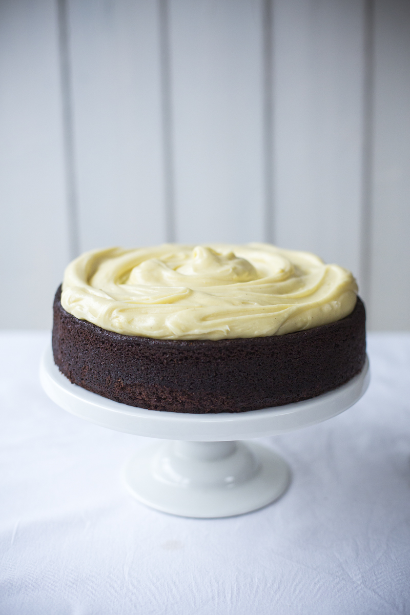 Chocolate Guinness Cake  | DonalSkehan.com, Chocolate and booze! What's not to love?