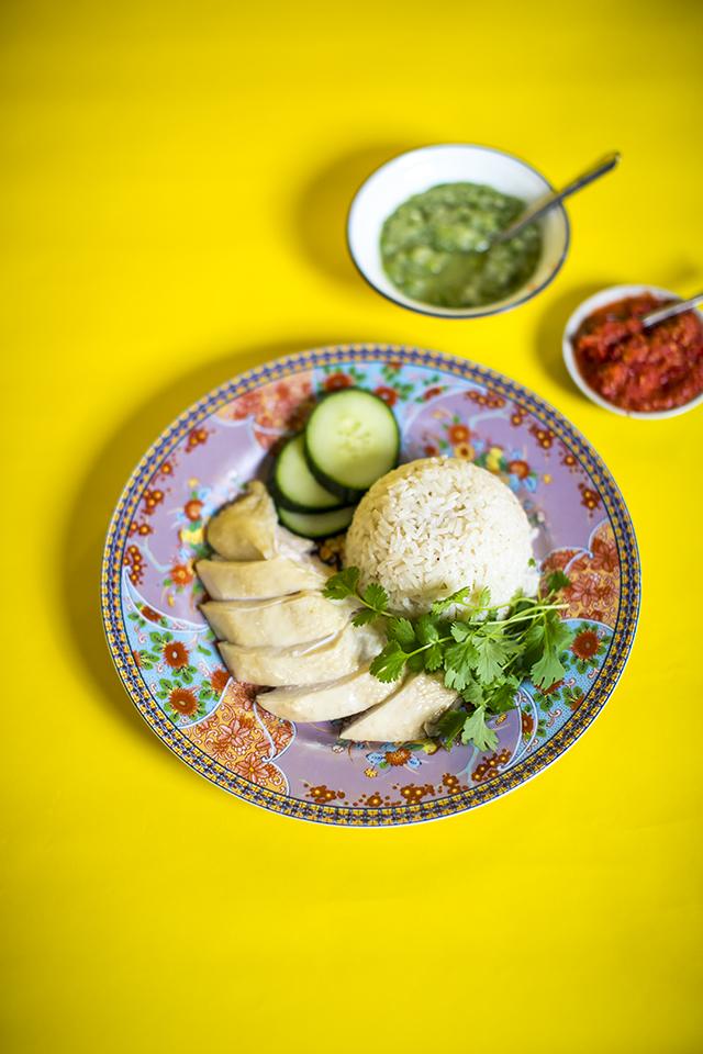 Hainanese Chicken | DonalSkehan.com