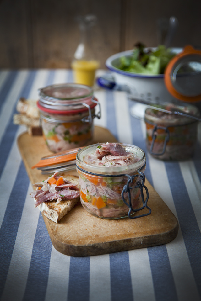 Farmhouse Terrine | DonalSkehan.com, Perfect served with crusty bread.