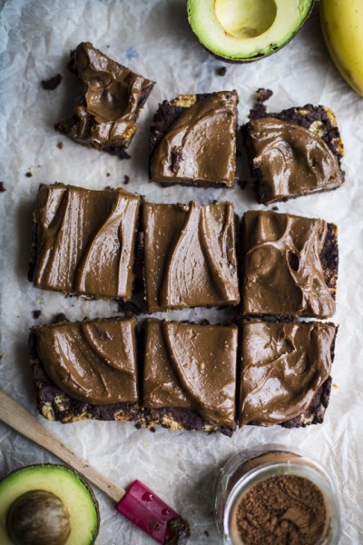 Roz's Healthy Brownies