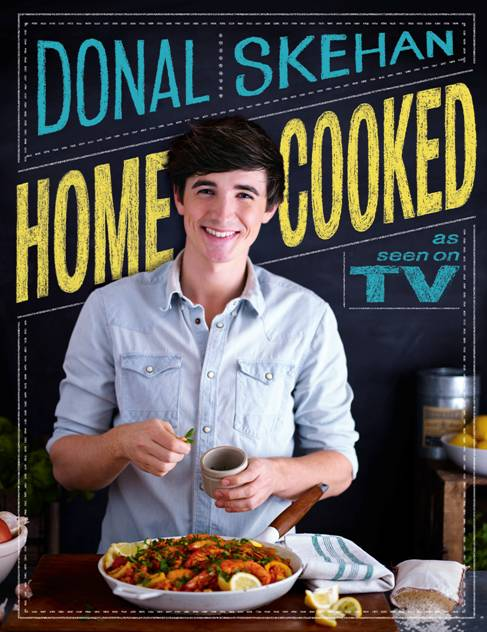 HomeCooked Cover