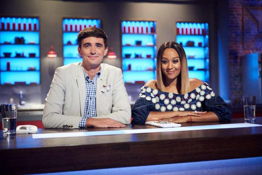 Food Network Star Kids   DonalSkehan.com, Co-host six episodes on Food Network. (2016)