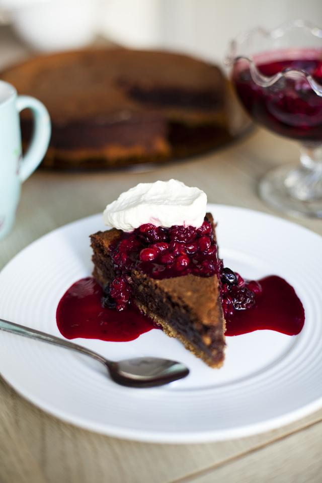 Chocolate Tart Recipe Donal Skehan