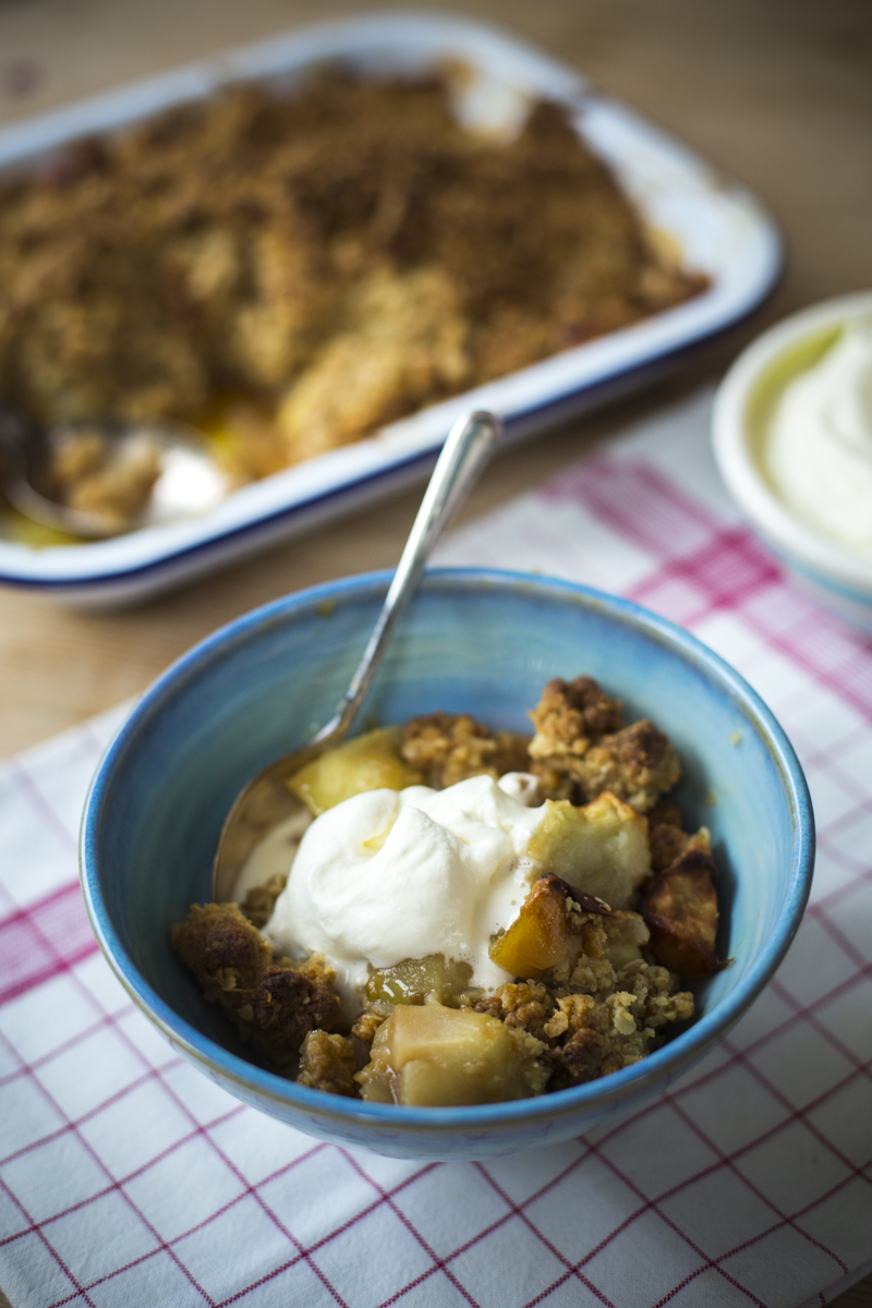 Irish Apple Crumble-2 copy