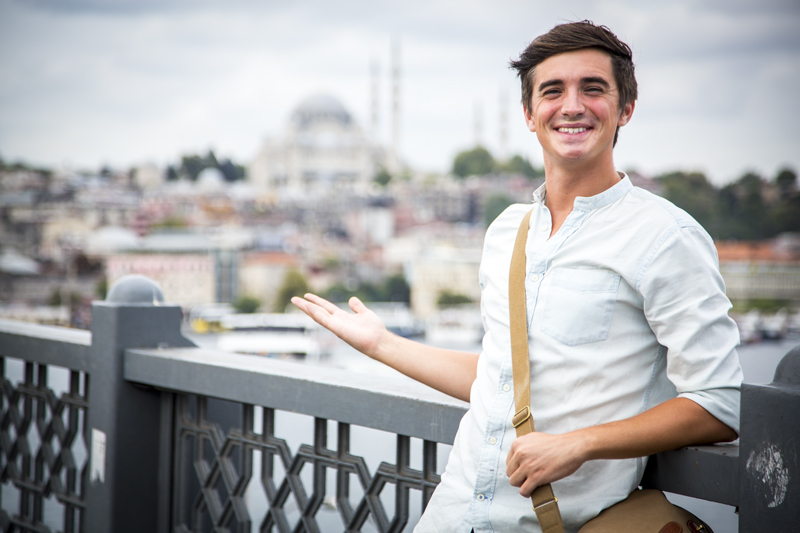 Follow Donal…To Europe | DonalSkehan.com, 13 episodes on Food Network UK & Cooking Channel. (2016)