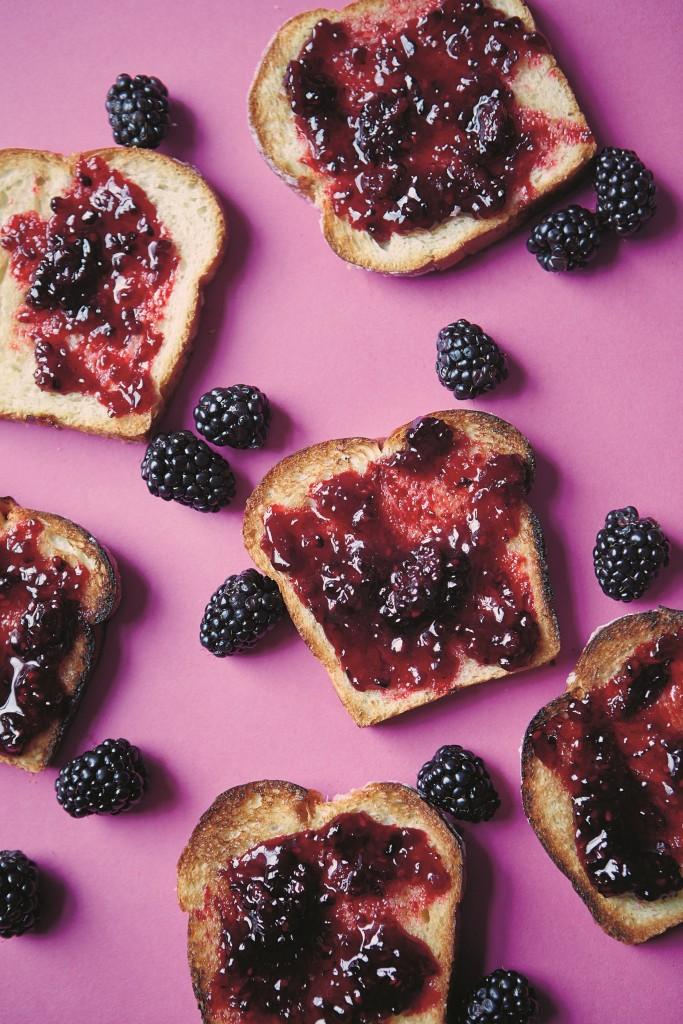 Portobello Jam Pots | DonalSkehan.com, A little pot of berry joy from The Marshmallowist.