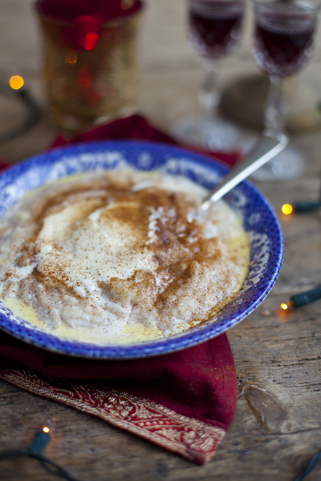 Swedish Christmas Rice Pudding | DonalSkehan.com, Swedish Christmas breakfast worth a try.