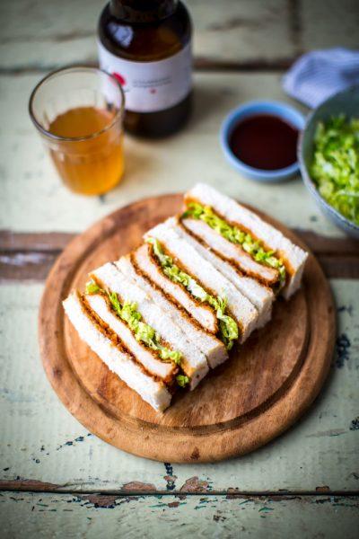 Katsu Pork Sandwich