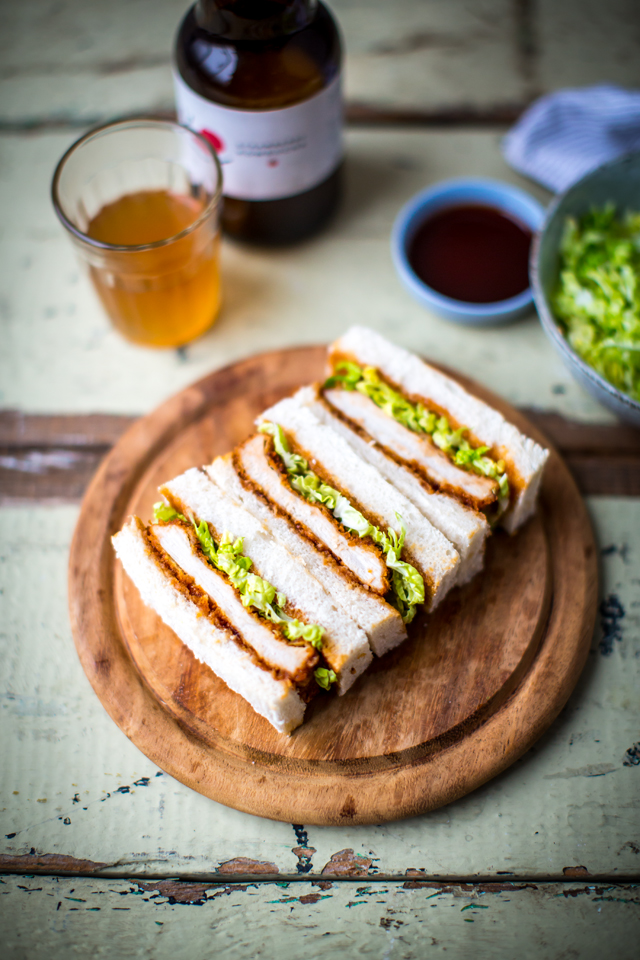 Katsu Pork Sandwich | DonalSkehan.com, An irresistible, juicy pork sandwich you