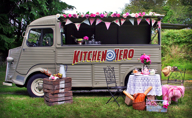 Kitchen Hero Van