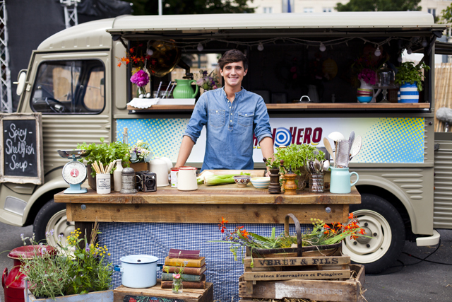 Kitchen Hero: HomeCooked | DonalSkehan.com, 12 episodes on Ireland's national broadcaster RTE. (2012)