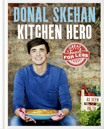 Kitchen Hero: Great Food For Less! | DonalSkehan.com, Champion of the home cook, Donal Skehan, is back with a collection of tasty, easy-to-make dishes that cost less.