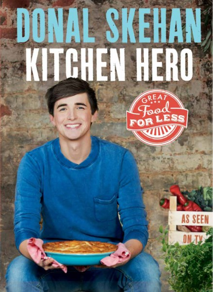 Kitchen Hero: Great Food For Less!   DonalSkehan.com, Champion of the home cook, Donal Skehan, is back with a collection of tasty, easy-to-make dishes that cost less.