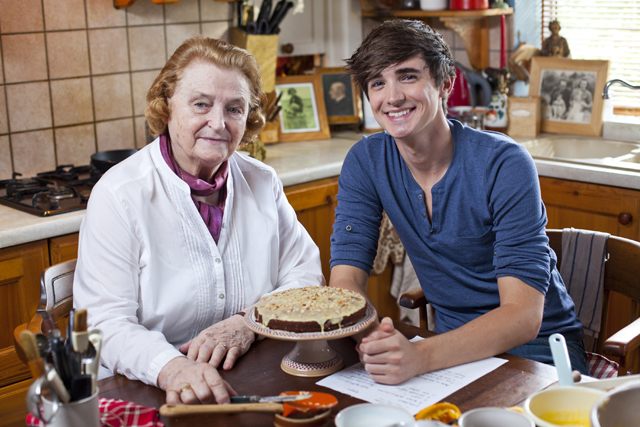 Kitchen Hero: Great Food For Less | DonalSkehan.com, 12 episodes on Ireland's national broadcaster RTE. (2011)