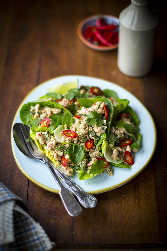 Larb Gai | DonalSkehan.com, One of my favourite recipes that I picked up on my travels.