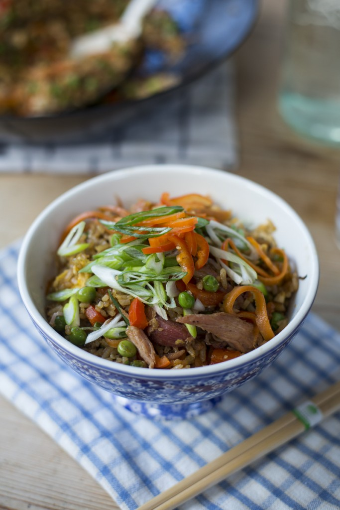 Ultimate Leftover Fried Rice   DonalSkehan.com, A cheap and healthy option full of punchy Asian flavours!