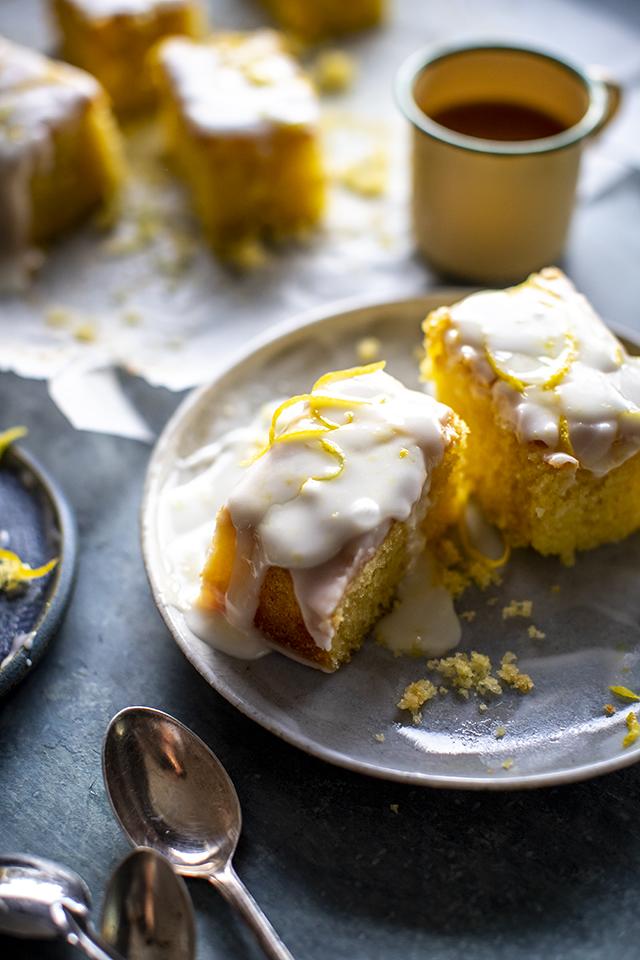 Auntie Erica's Lemon Squares | DonalSkehan.com